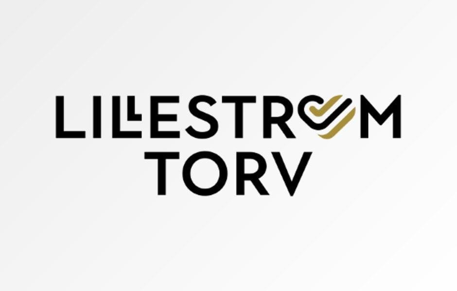 I det åpne atriet inne på senteret ønsket Lillestrøm Torv muligheten til å vise reklame, lokal info og større sportsbegivenheter.