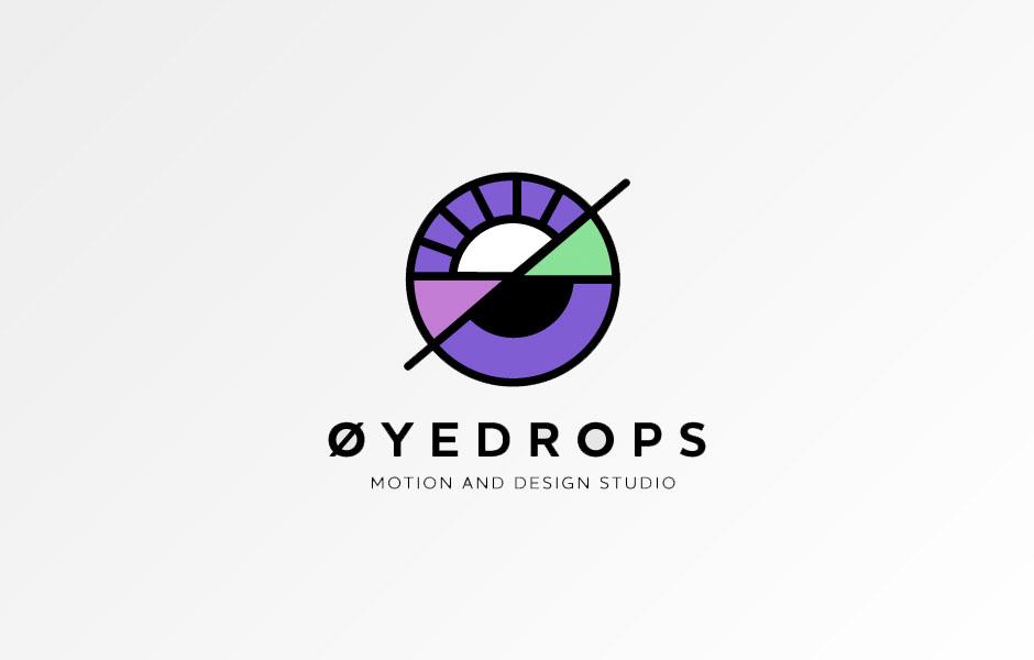 Vi har levert digitalt utendørs skilt og skjermer helt opp til 3x2 meter til design og animasjonsstudioet Øyedrops nye kontor i Oslo.